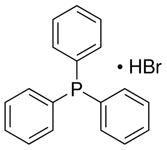 Triphenylphosphine hydrobromide Chemical Structure