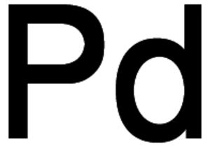 Palladium Chemical Structure