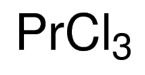 Praseodymium Chloride, anhydrous Chemical Structure