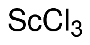 Scandium Chloride, anhydrous Chemical Structure