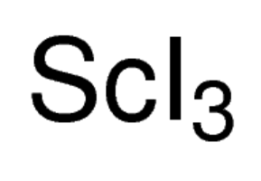 Scandium Iodide Chemical Structure