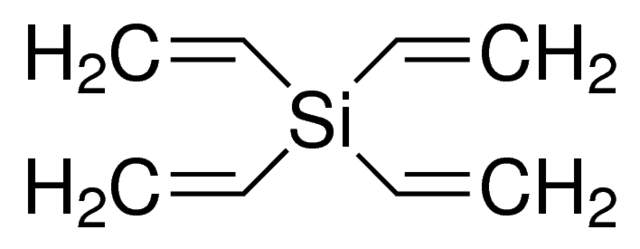 Tetravinylsilane Chemical Structure