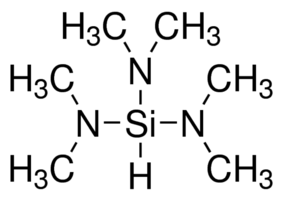 Tris(dimethylamino)silane Chemical Structure