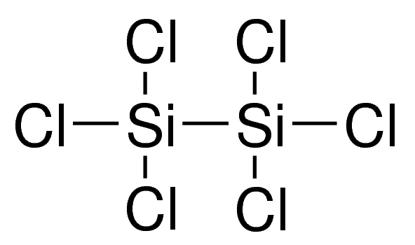 Hexachlorodisilane Chemical Structure