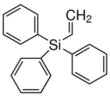 Triphenylvinylsilane Chemical Structure