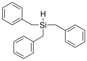 Tribenzylsilane Chemical Structure