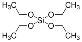 Tetraethyl orthosilicate Chemical Structure