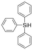 Triphenylsilane Chemical Structure