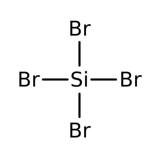 Silicon(IV) bromide Chemical Structure