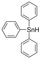 Triphenyltin hydride Chemical Structure
