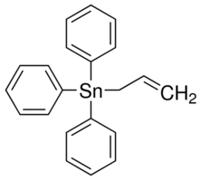 Allyltriphenyltin Chemical Structure