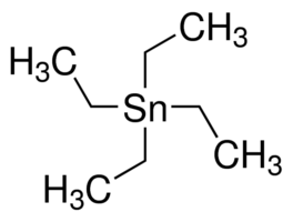 Tetraethyltin Chemical Structure