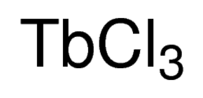 Terbium (III) chloride Chemical Structure