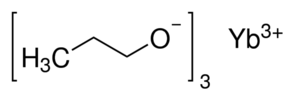 Ytterbium(III) isopropoxide Chemical Structure