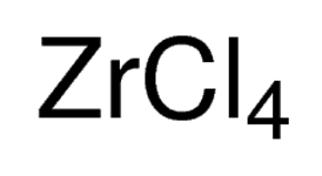 Zirconium Chloride Chemical Structure